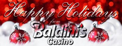 Baldini's Casino Sparks | Casino Reno | Gambling Banner