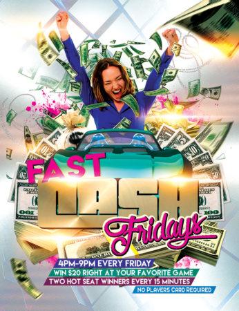 Fast Cash Fridays