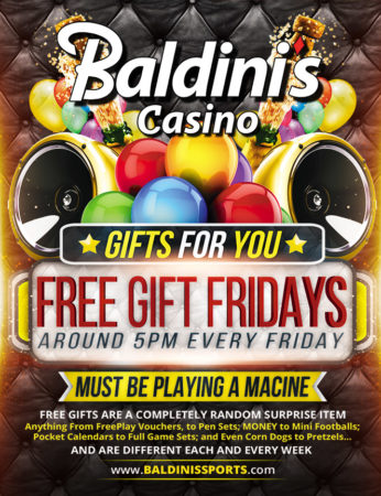 Free Gift Fridays