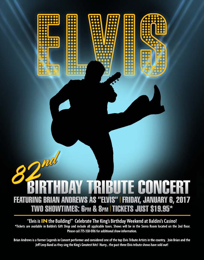 ELVIS_BALDINIS Tribute Concert Half Card Working