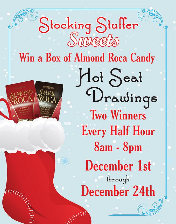 Stocking Stuffer Sweets