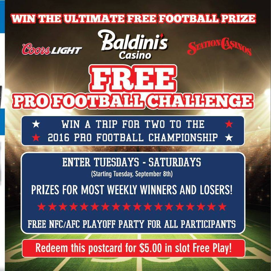NFL BIG Game Giveaway