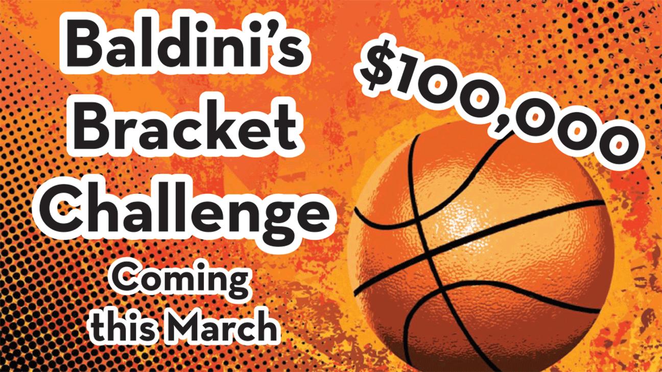 Baldini's Casino Bracket Challenge