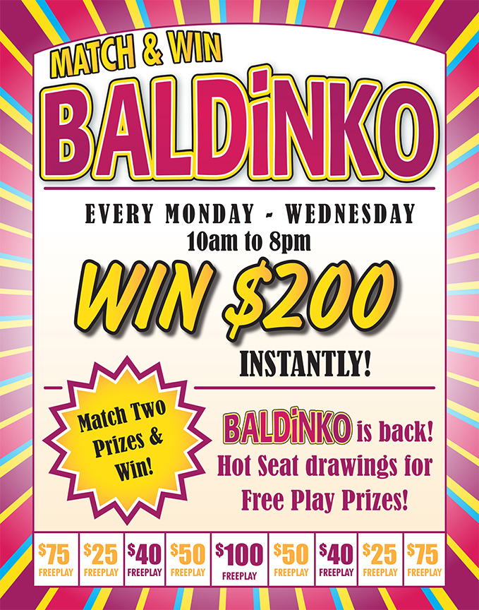 BALDINKO Match & Win