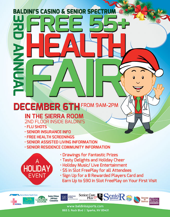 Holiday Health Faire Festival