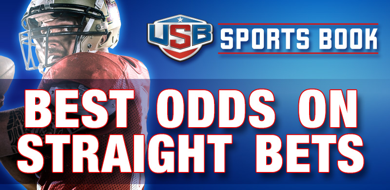 Best Odds on Straight Bets